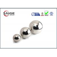 China Wear Resistant Miniature 2.381mm High Chrome Steel Balls For Bearings ISO3290 on sale