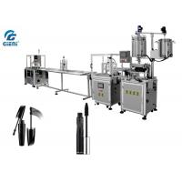 Best SS 304 Cosmetic Filling Equipment With Feeder And Capper , Semi Auto Filling Machine wholesale