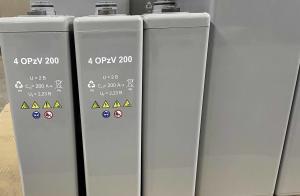 Best 4V 200Ah Valve Regulated Lead Acid Opzv Gel Battery F12 Terminal wholesale