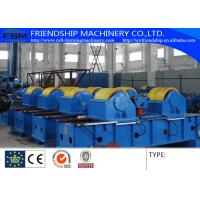 Best Fit Up Rolls Welding Rotators Welding Machine For Align And Assembling Shell To Shell wholesale