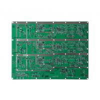 Best 6 Layers FR-4 signal amplifier 1OZ  Electronic Printed Circuit Board with impedance control wholesale