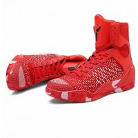 Buy cheap Good quality custom made fashion high ankle basketball shoes from wholesalers