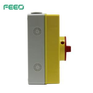 Best High Voltage 690V IP66 3 Phase Isolator Switch wholesale