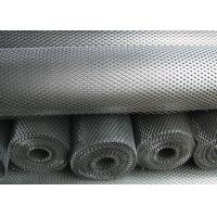 Best Anti Slipping Expanded Metal Mesh Low Carbon Steel Material 4.5mm - 100mm LWM wholesale