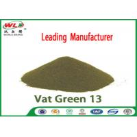 Best Professional Indigo Vat Dye C I Vat Green 13 indigo Olive MW Synthetic Indigo Dye wholesale