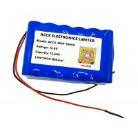 12.6V 15.6Ah lithium battery pack  for sweeper robot rechargeable li-ion battery pack 12V