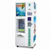 Best Water Vending Machine with Bottle Washing Function, Reversed Flushing, 8L/Minute Pump Flow Rate wholesale
