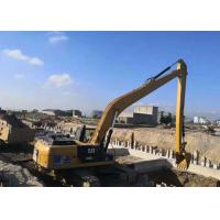 Best 0.8 Cum Bucket Excavator Boom Arm CAT330 With 1 Ton Extra Counter Weight wholesale