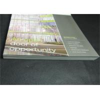 Colorful Paperback Catalogue Printing Service , Professional Book Printing