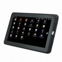 Best 10.1-inch Tablet PC with Google's Android 4.0 OS and Capacitive Touch, Supports External USB Port 3G wholesale