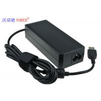 Best RoHS Lenovo Laptop Power Adapter PC ABS Material OVP / OCP Protection wholesale