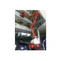 Best 25 Meters Self-propelled Aerial Boom Work Lift Platform With competitive price wholesale
