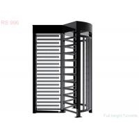 Best Safety Hotel Full Height Turnstiles Can Be One Way Or Two Way Control Personnel wholesale
