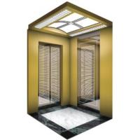 Cheap Luxury Residential Traction Elevator With High Speed Digital Signal Processing for sale