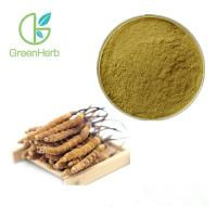 Best Pure Natural Cordyceps Sinensis Extract / Cordyceps Sinensis CS-4 Fermented Mycelium Extract 40% Polysaccharides wholesale
