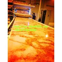 Best PVC imitation marble sheet making machinery production line wholesale