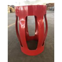 Best Beautiful Structure Bow Spring Centralizer For Oil Pipe / Elastic Casing wholesale