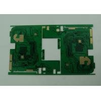 Best BGA Multilayer PCB Board with Stamp Holes / Vias , 6 Layer PWB wholesale