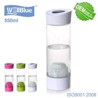 Buy cheap Wellblue Alkaline Mineral Water Bottle For Improve Drinking Water's PH Value from wholesalers
