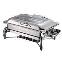 Best Top quality hydraulic stainless steel chafing dishes food warmer wholesale