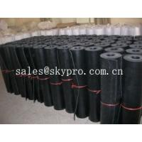 Best Commercial grade 1mm / 2mm rubber sheet rolls 3800mm wide maximum wholesale