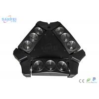 Best 9 * 3W CREE Lamps Mini  LED Beam Moving Head Light For Disco wholesale