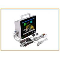 Best 12.1 Inch Ecg Patient Monitor , High Brightness Screen Multipara Patient Monitor wholesale