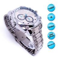 Best 8GB HD 1080P Waterproof Spy Watch Camera Mini Digital Video Recorder W/ Night Vision wholesale