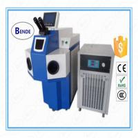 Jewelry laser welding machine, specialized in welding and repair broken metal jewelry
