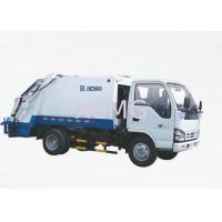 Best XCMG Garbage Compactor Truck Self Compress Self Dumping For Collecting Refuse wholesale