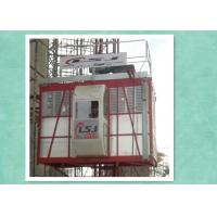 Best Construction hoist 33m/min Speed Single cabin 2000kg capacity wholesale