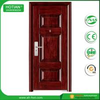 Cheap American Style Used Wrought Inron Skin Door Sell Best High Quality and New Design Steel Door for sale
