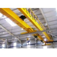 China Top Manufacturer Double Girder Overhead Crane Electric Hoist Bridge Crane with Top Traveling Double Beam on sale