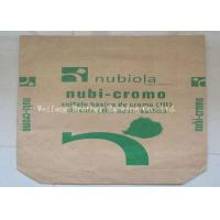 Best Recyclable Kraft Paper Charcoal Packaging Bags For All Natural Hardwood Briquets wholesale