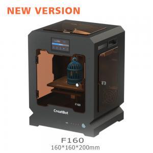 Best Fully Enclosed Chamber High Temperature 3D Printer 1.75mm Filament Diameter wholesale