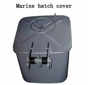 Cheap Marine hatch cover, air vent head, fire damper, steel ladder, manhole cover,air for sale