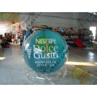 Cheap Big PVC Sealed Inflatable Advertising Balloon for Decoration 2m for sale