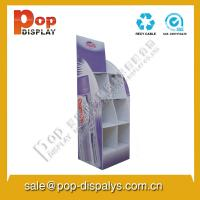 China Accessories Customized Cardboard Display Stands For Promotion on sale