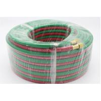 Best 3 / 16'' - 3 / 8'' Grade R Twin Welding Hose 20 bar for Argon Arc Welding wholesale