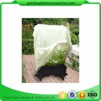 Best Waterproof White Garden Shade Netting Insect Protection With Handle 78*31*33packed in PE bag with handle, A4 colour pape wholesale