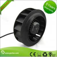 Best AC Centrifugal Fan Blower , Compact Industrial Ventilation Fans With External Rotor Motor wholesale