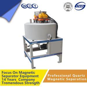 Best Electro Dry Magnetic Separator Metal Scrap 50000gs 440v Magnetic Drum Separator wholesale