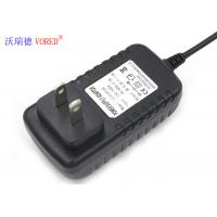 Cheap 13.5v 1.6A Portable AC DC Wall Adapter High Power Output PC Material for sale