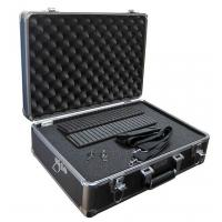 China Security Aluminium Laptop Briefcase Case , Laptop Computer Travel Case on sale