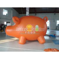 Best Custom New Design Full Digital Printing  Attractive Shaped Balloons with Pig Shape for sale / Trade show wholesale