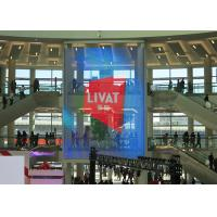 Best P5.2mm Indoor High Transparency Full Color Transparent LED Screen LED Glass Video Wall wholesale