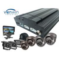 Best h 264 Full D1 reset password 8 channel Car dvr camera security system with Good Quality wholesale