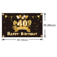 Best 3x6ft Rectangle Banner Flags wholesale