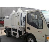 Best Hydraulic System Special Purpose Vehicles Side Loader Garbage Truck wholesale