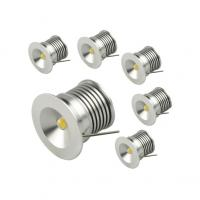 Best mini high power modern design 1x9W dimmable round set led cabinet light 9w wholesale